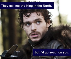 Game Of Thrones Pick up lines 1